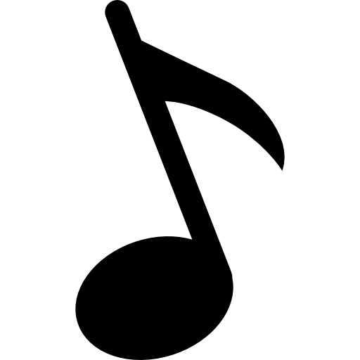 512x512 Eighth Note