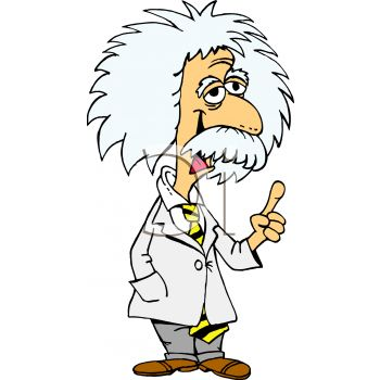 350x350 Einstein Cartoon Right Looking Boys And Girls Science And Tech Club