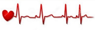 311x99 Ekg Free Heart Lines Clipart
