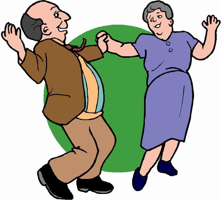 736x666 Party Clipart Senior Citizen