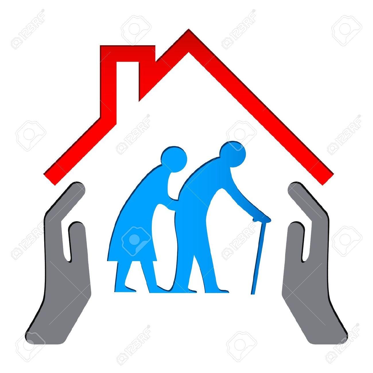 1300x1300 Senior Home Health Care Clip Art Cliparts