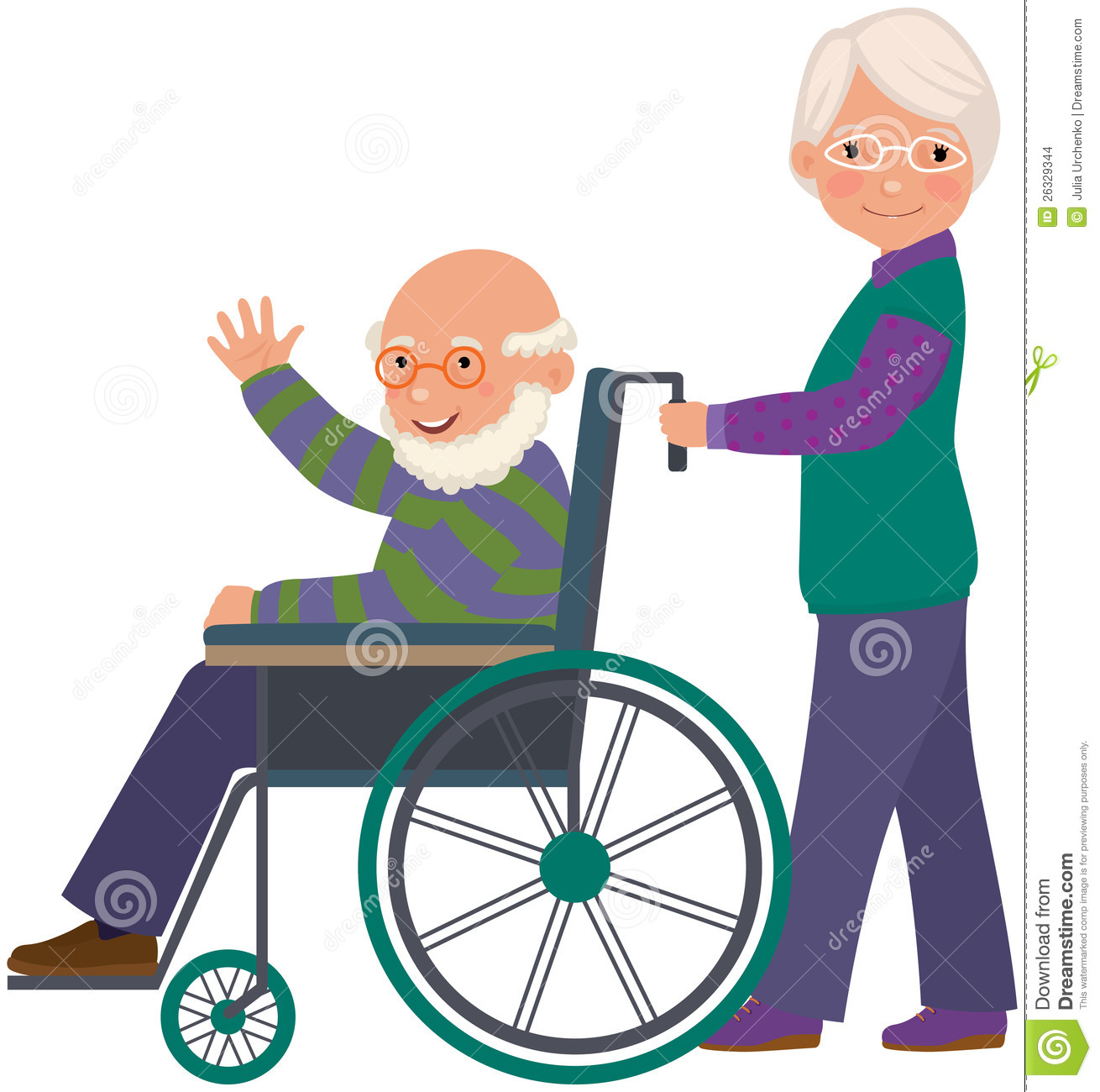 1310x1300 Lonely Clipart Elderly