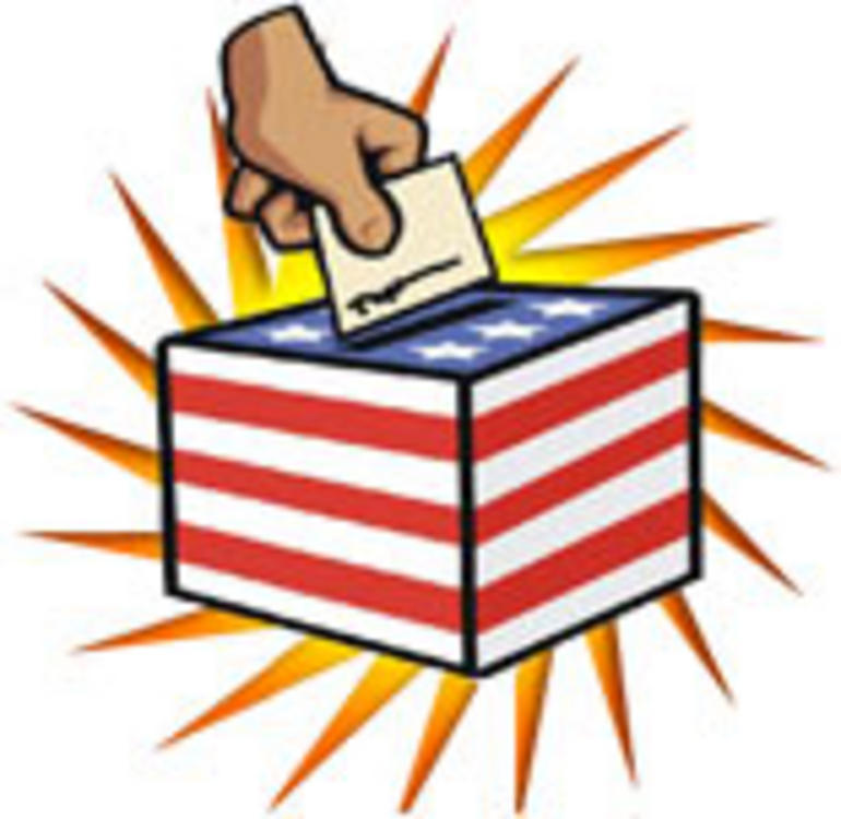 770x750 Election Day Clipart