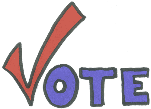 500x361 Election Day Clipart Png
