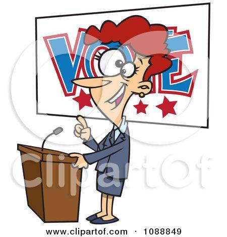 450x470 8 Best Election Clip Art Images Clip Art, Banners