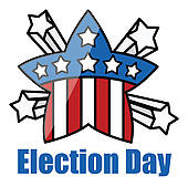 170x169 Election Day Clip Art