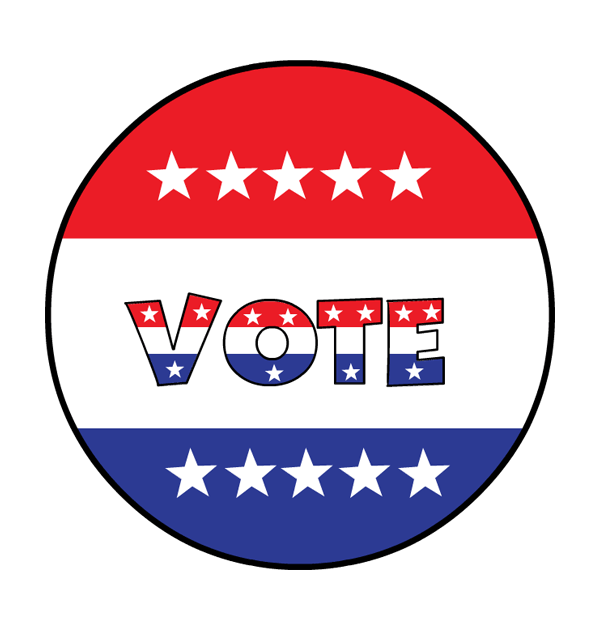 600x630 Election Day Clipart