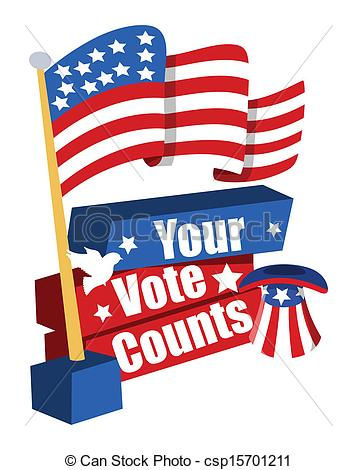 357x470 Free Clipart For Election Day