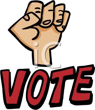 305x350 Please Vote Clipart