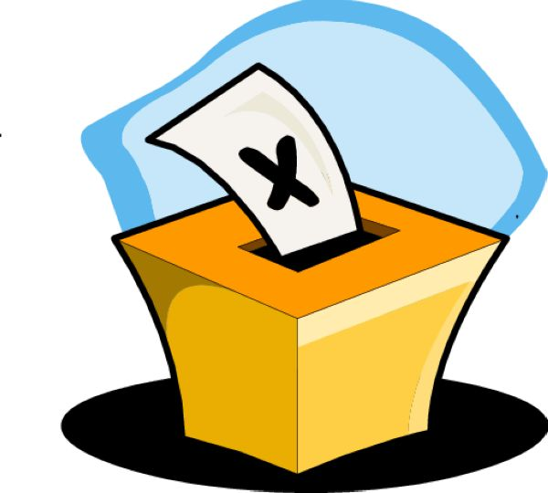 600x540 Canada Clipart Voting