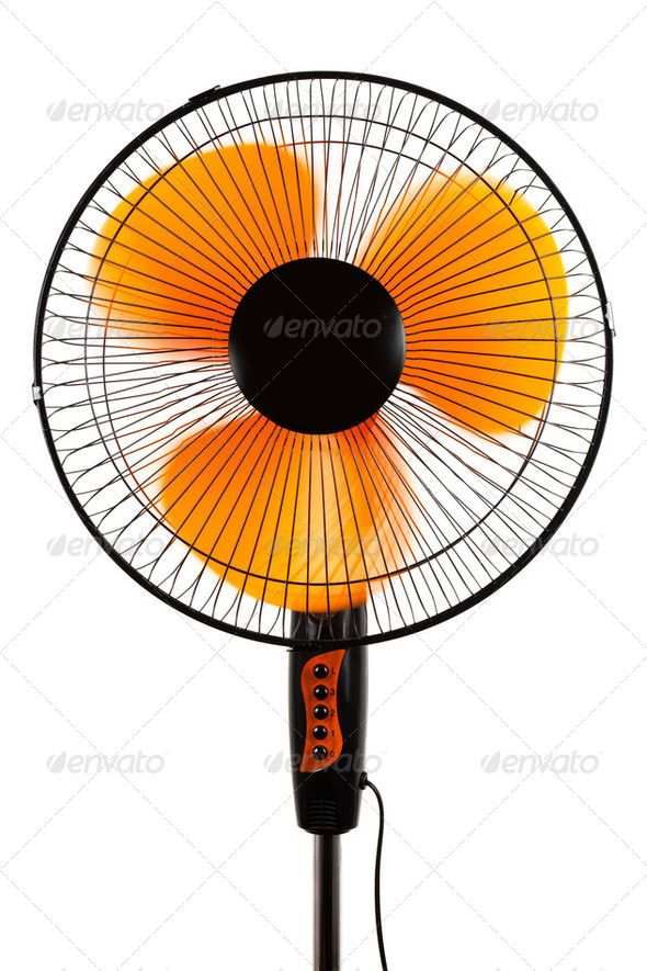 Electric Fan Clipart