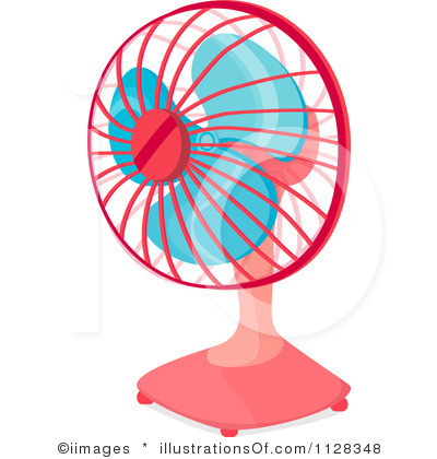 400x420 Clipart Electric Fan