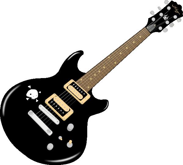 600x541 Guitar Clip Art