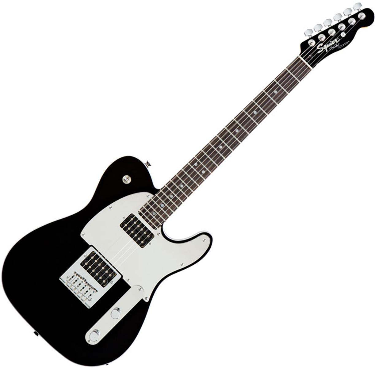 Electric Guitar Clipart Black And White