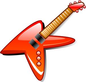 300x283 Electric Guitar Clip Art Download