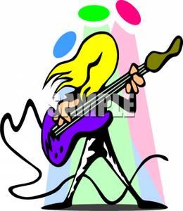 260x300 Rockstar Playing Electric Guitar