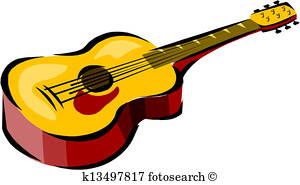 300x185 Clipart Guitar