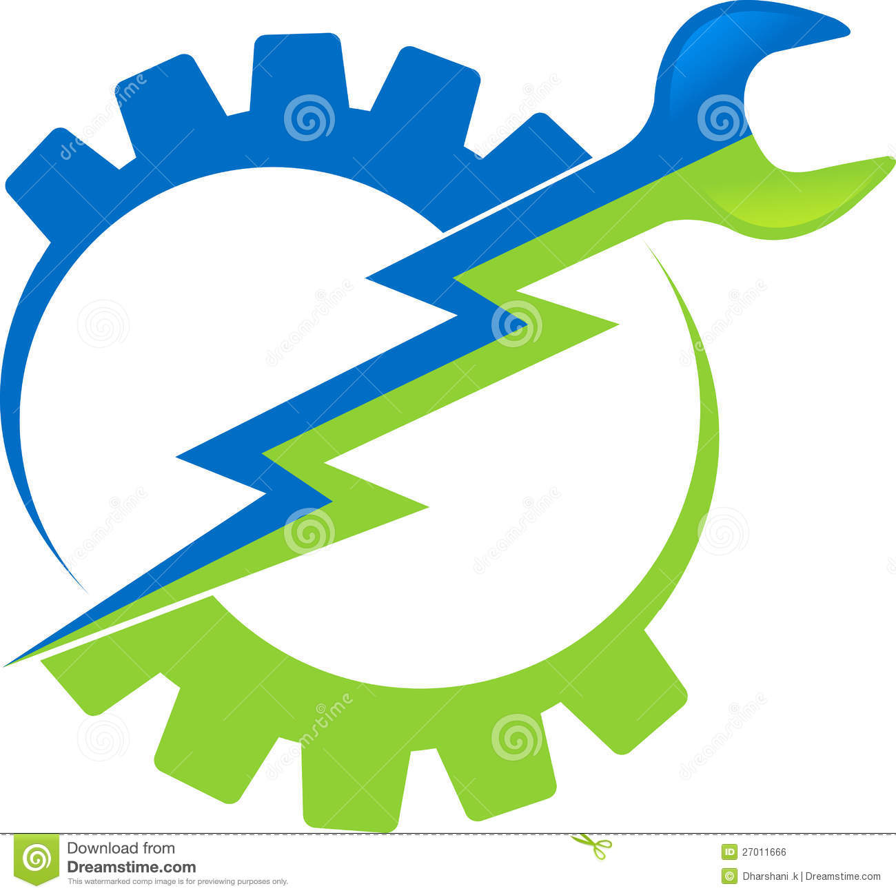 1300x1299 Logo Clipart Electricity