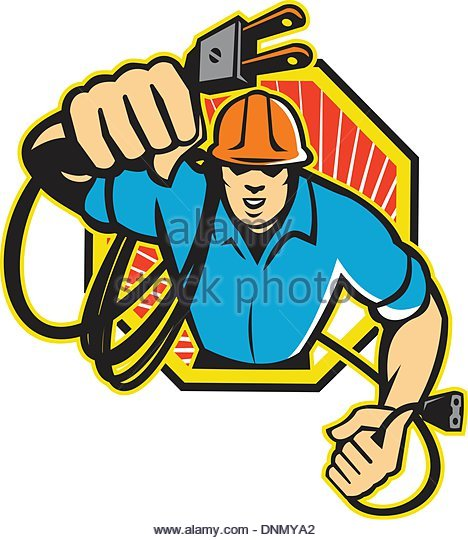 468x540 Plug Clipart Electrical Engineering