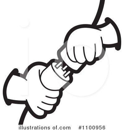400x420 Electricity Clipart