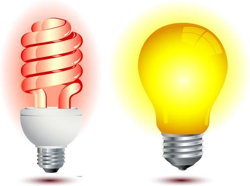 494x368 Light Bulb Clip Art Free Vector Download (214,087 Free Vector)