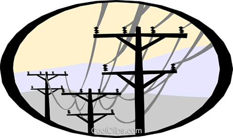 480x285 Electrical Energy Royalty Free Vector Clip Art Illustration