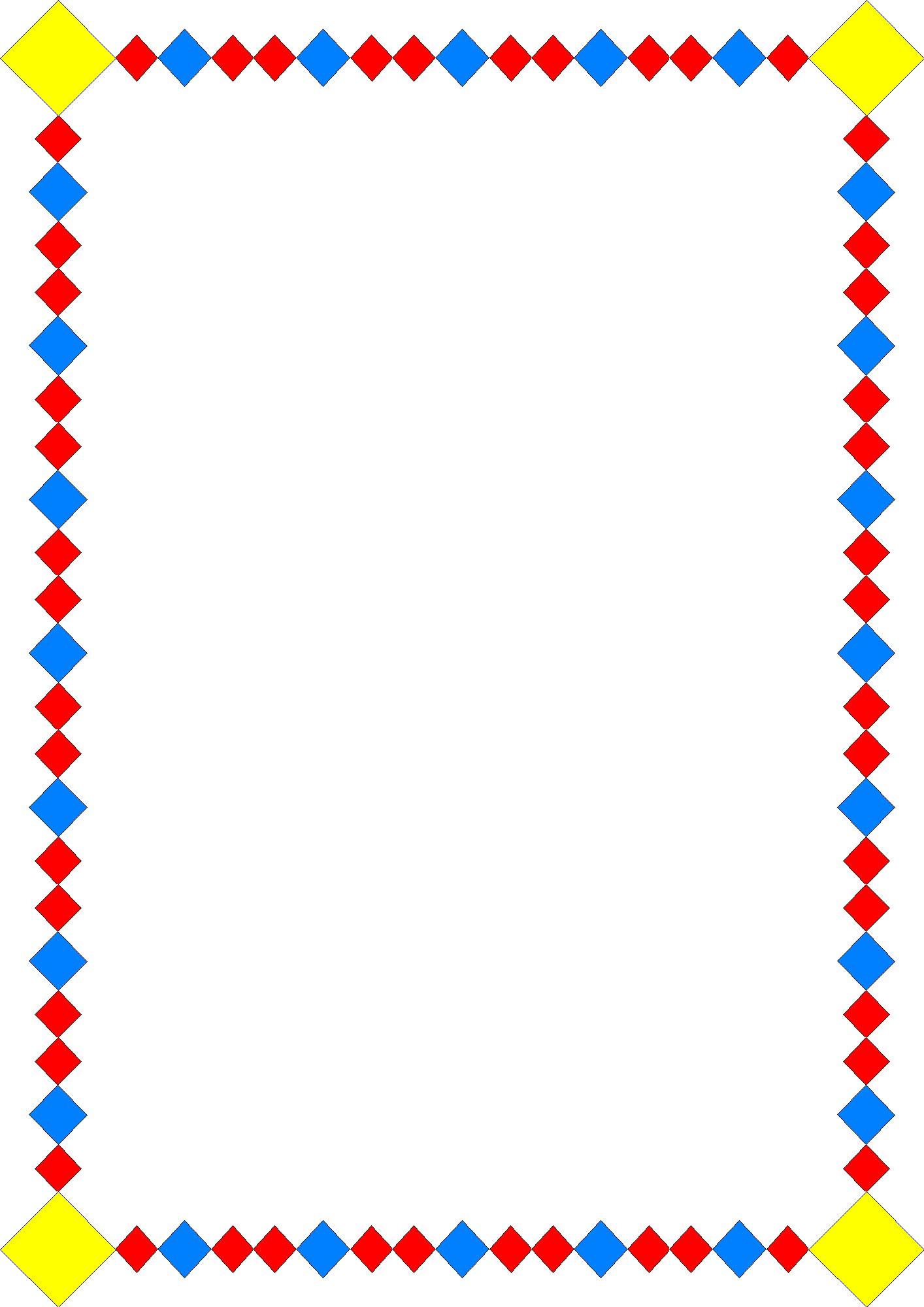 1414x2000 Frames Borders Clipart