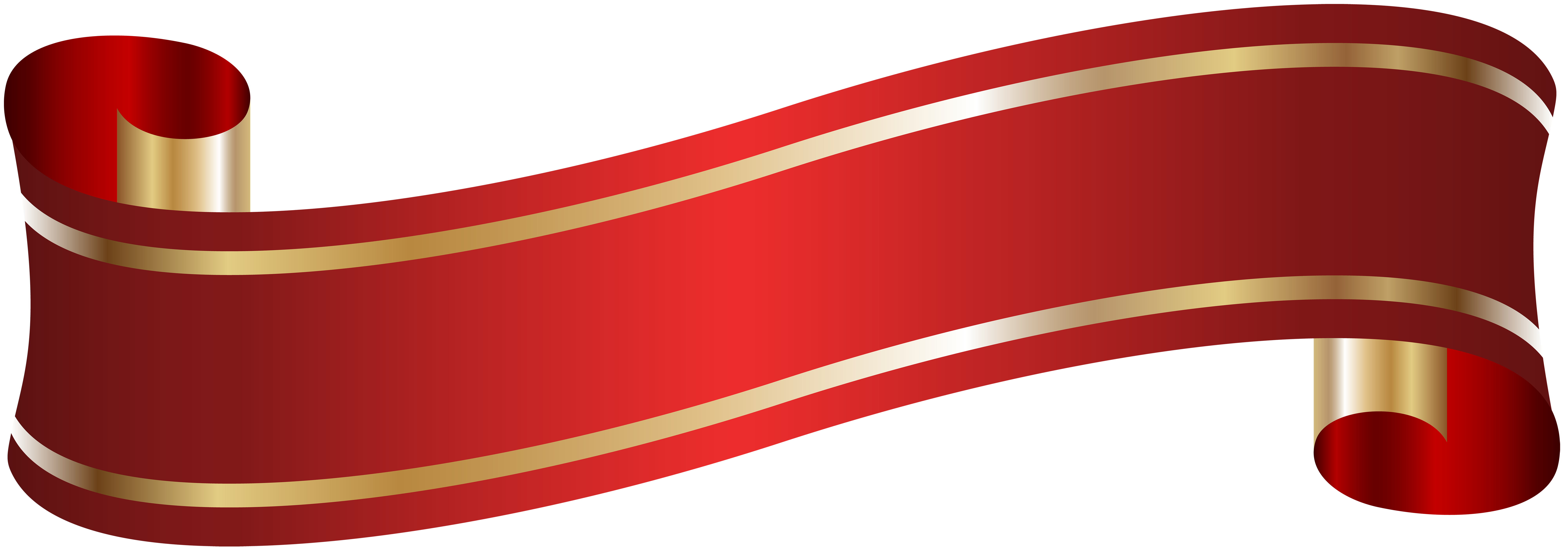 8000x2822 Elegant Banner Red Png Clip Artu200b Gallery Yopriceville