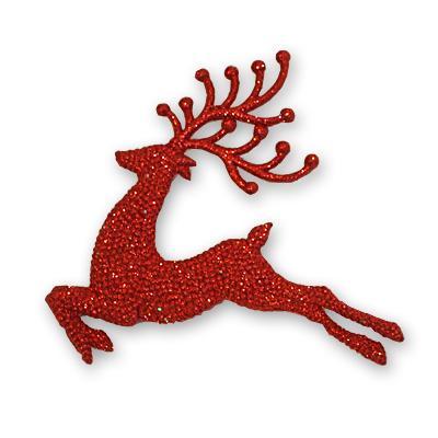 400x400 Deer Clipart Elegant Christmas