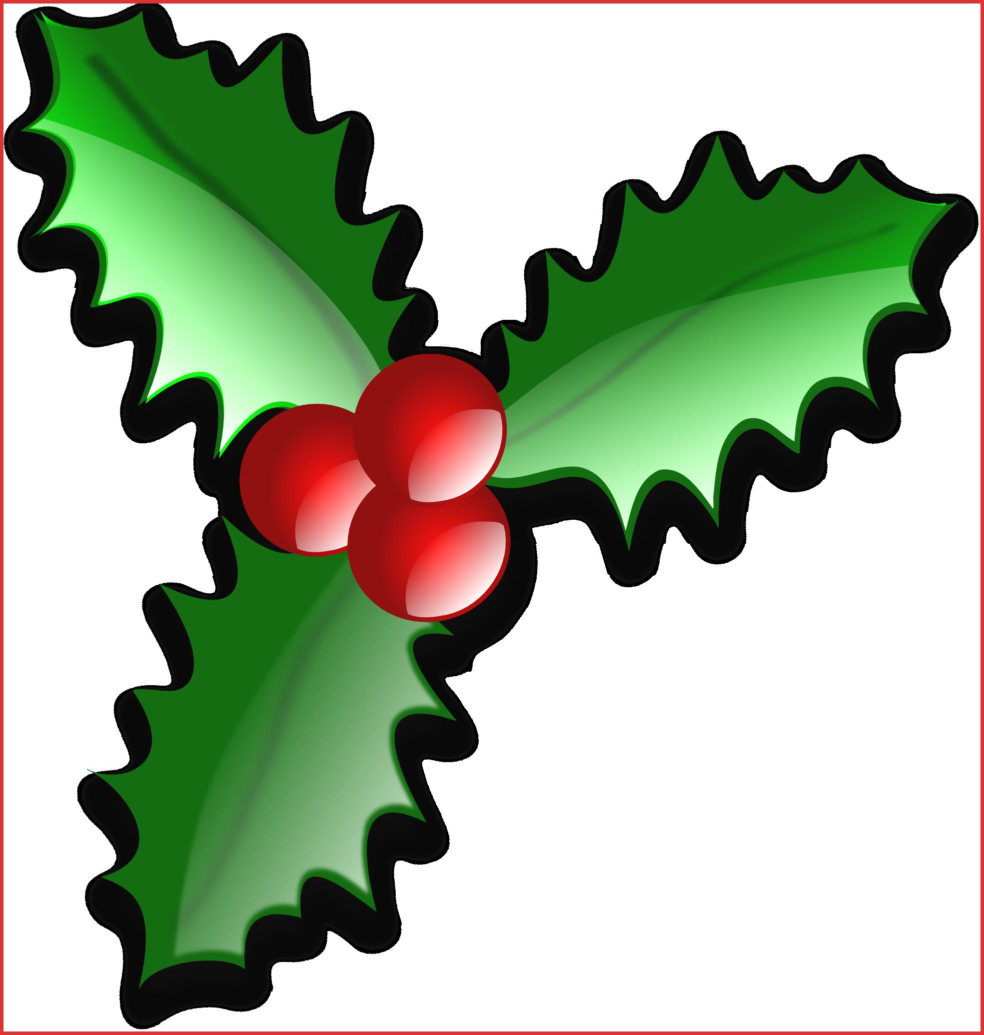 1969x2071 Elegant Holiday Clipart Memo Header