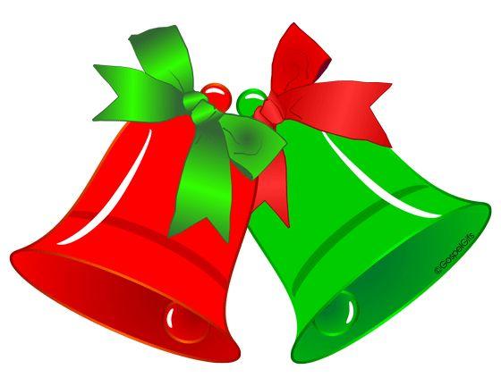 560x432 Bell Clipart Elegant Christmas