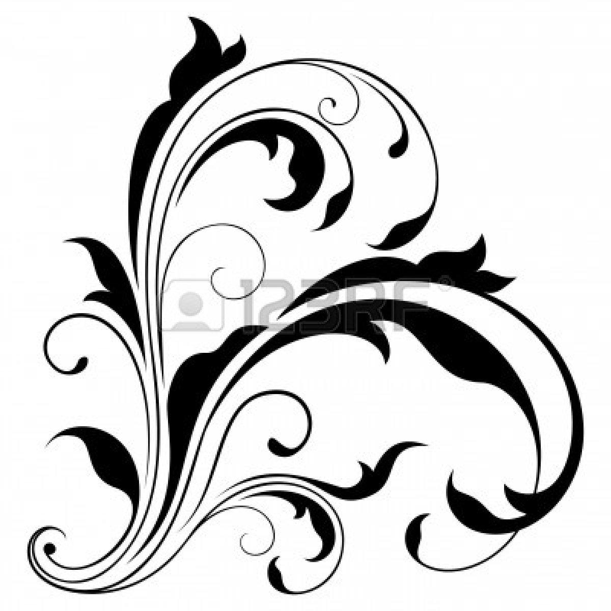 Elegant Swirl Designs Free Download Best