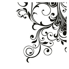 230x230 Elegant Swirl Designs Corners Design Images
