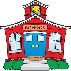 300x302 Elementary School Clipart