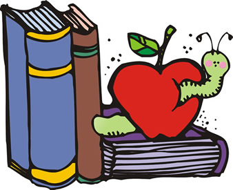 338x275 Library Clipart Elementary