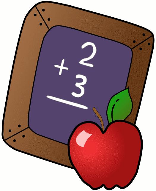 525x640 Blackboard Clipart Elementary School