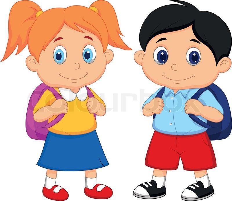 800x692 Bag Clipart Elementary School