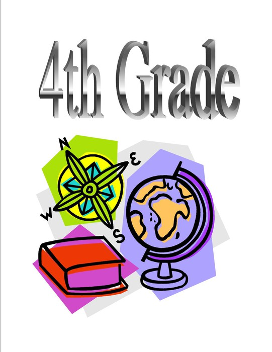 541x700 School Clipart Welcome To Fourth Grade