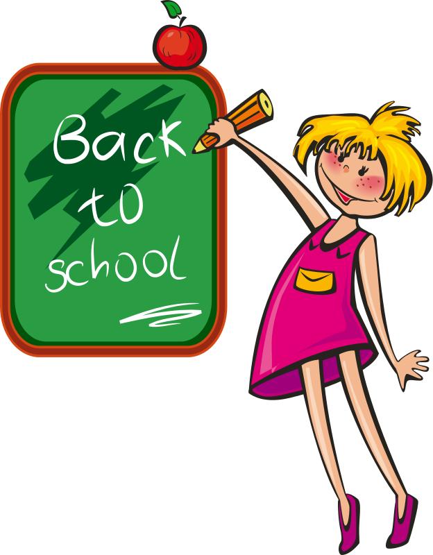 624x800 Blackboard Clipart Elementary School