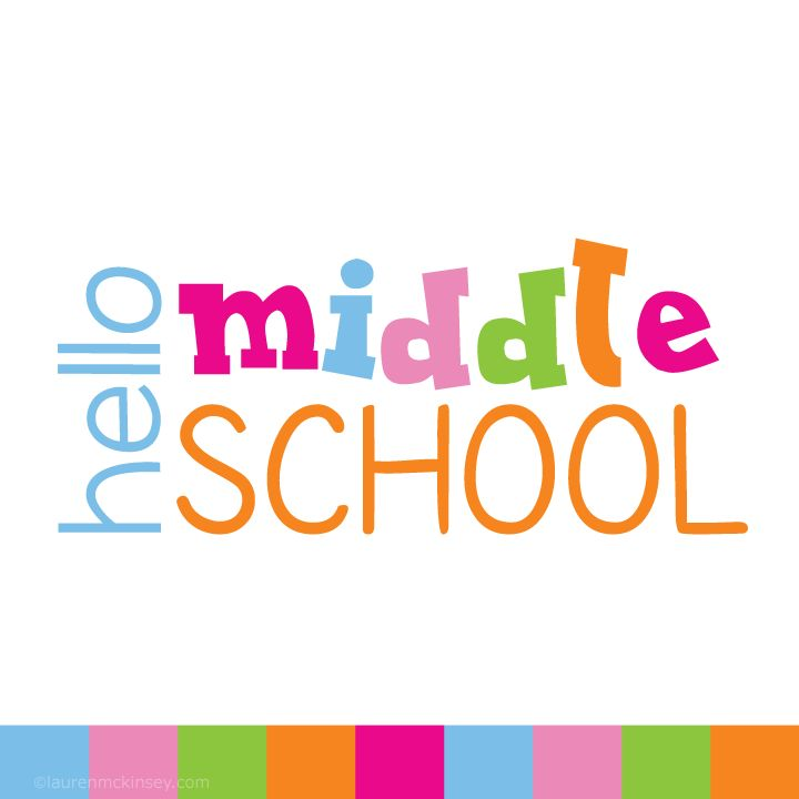 720x720 7th Grade Clip Art hello middle school for girls complete