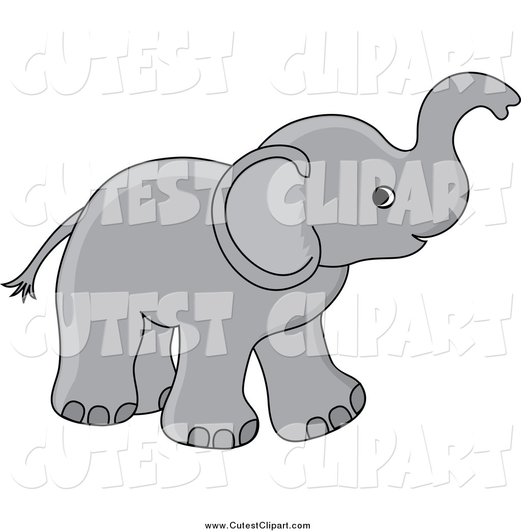 1024x1044 Vector Clip Art Of A Cute Gray Baby Elephant By Pams Clipart