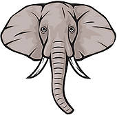 170x167 Asia Elephant Clip Art