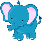 170x165 Cute Elephant