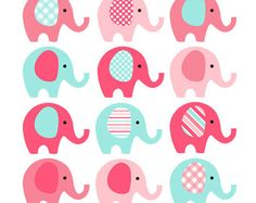 236x187 Navy Blue And Grey Elephant Clip Art