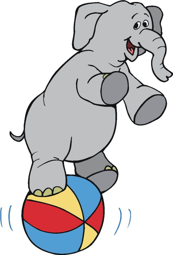 Elephant Clipart For Kids | Free download on ClipArtMag