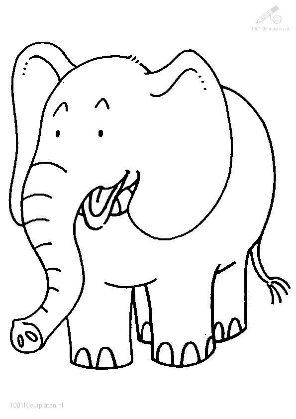 595x842 Draw Elephant Coloring Page 63 About Remodel Coloring Books
