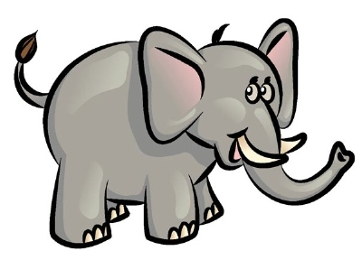 400x288 How To Draw An Elephant Howstuffworks