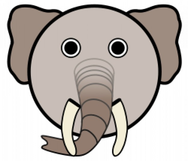 626x535 Elephant Head Vectors, Photos And Psd Files Free Download