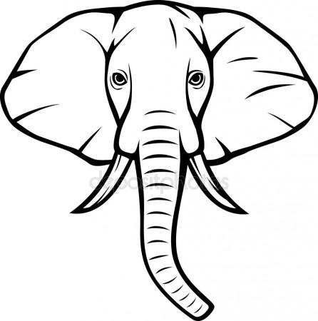 446x450 Elephant Tattoo Stock Vectors, Royalty Free Elephant Tattoo