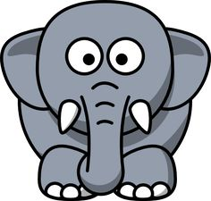 236x225 Cute Cartoon Elephants Cute Cartoon Elephant Clip Art Cute,fun